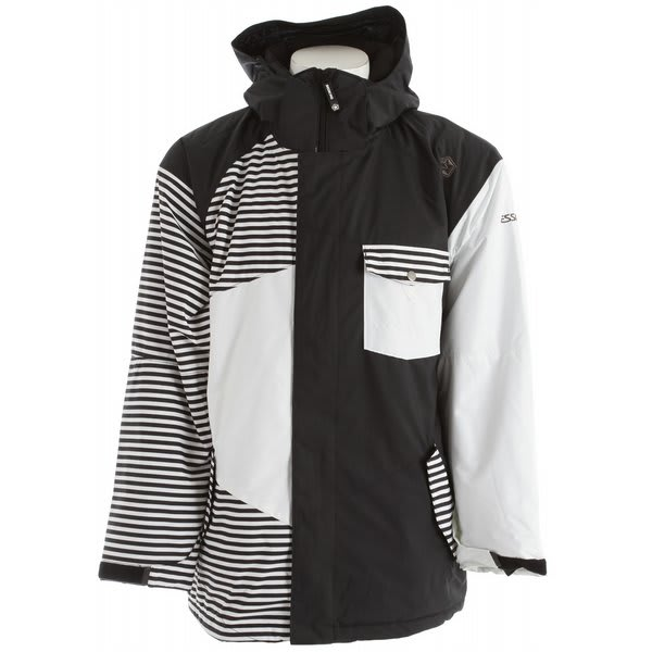 Sessions Istodis Mini Stripe Snowboard Jacket