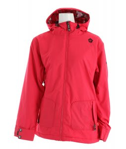 Sessions Jane Snowboard Jacket Pink Ruby