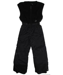 Sessions Jumpshot Bib Snowboard Pants Black