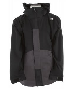 Sessions Kicker Snowboard Jacket Black