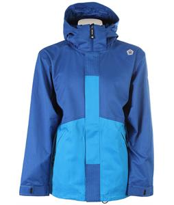 Sessions Kicker Snowboard Jacket Blue Royale