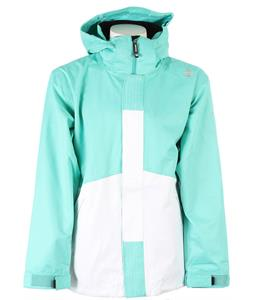 Sessions Kicker Snowboard Jacket Mint Green