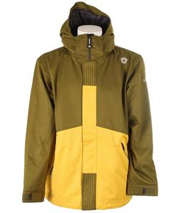 Sessions Kicker Snowboard Jacket Olive
