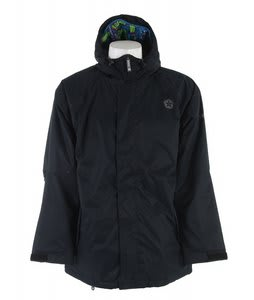 Sessions Kreuger Snowboard Jacket Black