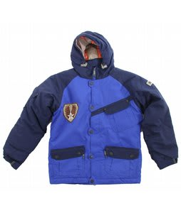 Sessions Magneto Snowboard Jacket Blue/Navy