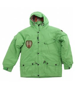 Sessions Magneto Snowboard Jacket Lime