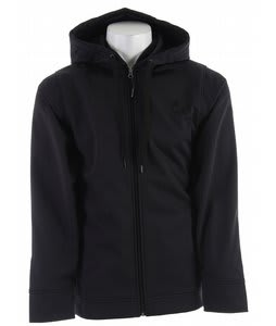 Sessions Marathon Softshell Snowboard Jacket Black