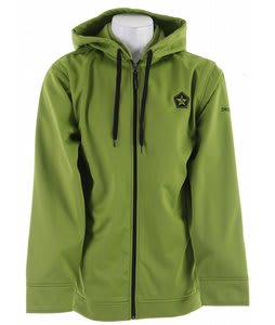 Sessions Marathon Softshell Snowboard Jacket Lime