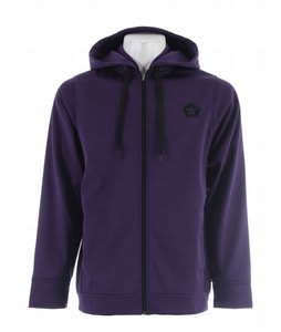 Sessions Marathon Softshell Snowboard Jacket Deep Purple