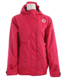 Sessions Meadow Snowboard Jacket Pink