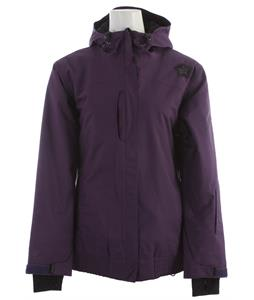 Sessions Meadow Snowboard Jacket Purple