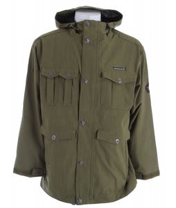 Sessions Militia Snowboard Jacket Olive