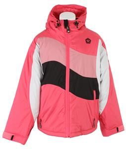 Sessions Monroe Snowboard Jacket Pink