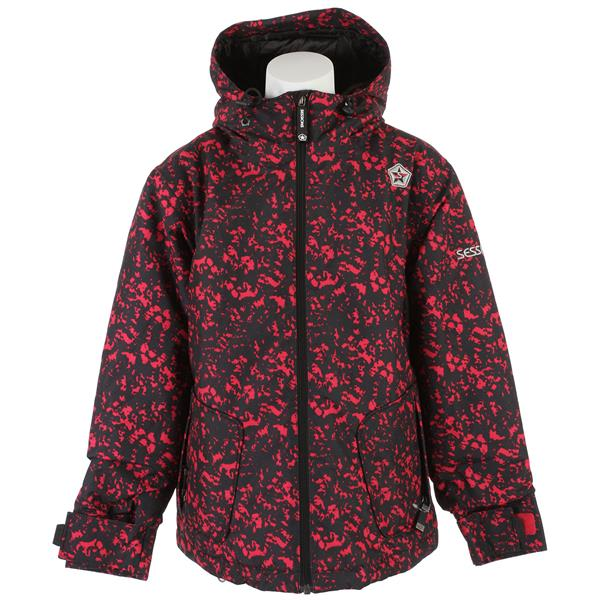 Sessions Munchie Crackle Snowboard Jacket