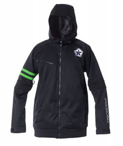 Sessions MVP Snowboard Jacket Black