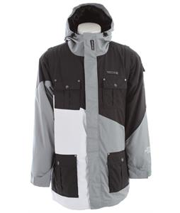 Sessions New Schoolers Snowboard Jacket Black 