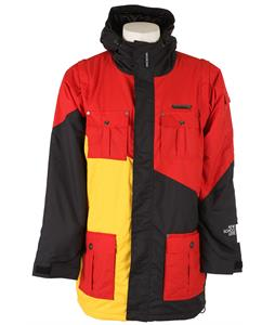 Sessions New Schooler Ski Jacket Red