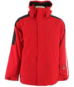 Sessions Outerlimits Snowboard Jacket Red