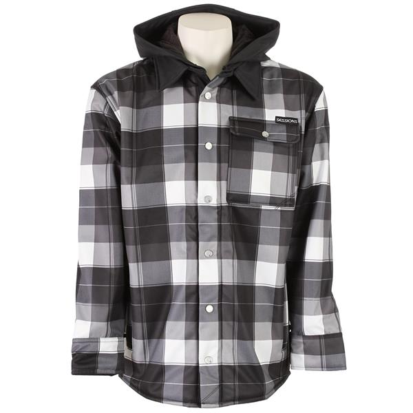 Sessions Outlaw Plaid Softshell