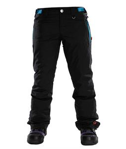Sessions Paragon Snowboard Pants Black