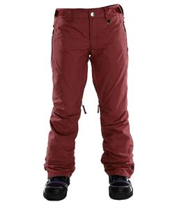 Sessions Paragon Snowboard Pants Mauve