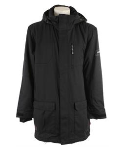 Sessions Park Team Snowboard Jacket Black
