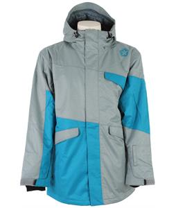 Sessions Platform Snowboard Jacket Grey