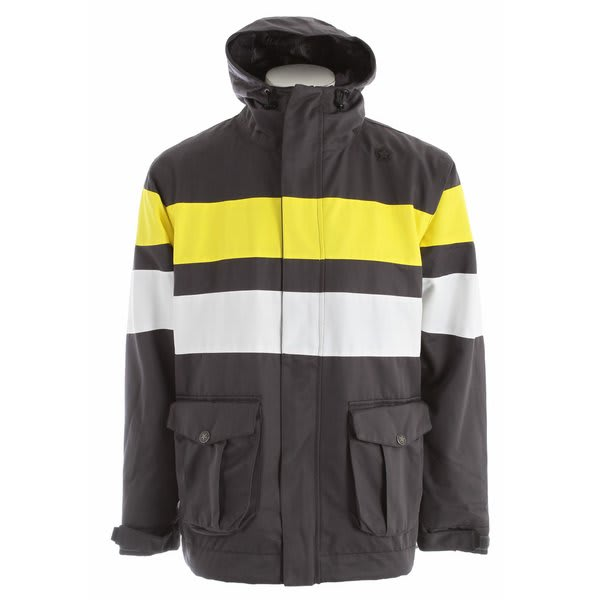 Sessions Player 2 In 1 Snowboard Jacket