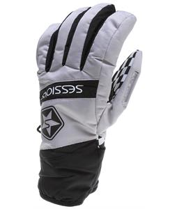 Sessions Racer Gloves Grey
