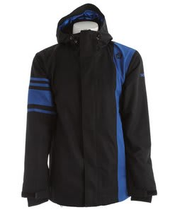 Sessions Rally Snowboard Jacket Black