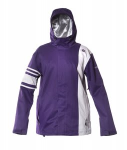 Sessions Rally Snowboard Jacket Purple