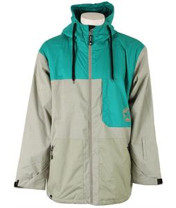 Sessions Range Snowboard Jacket Moss