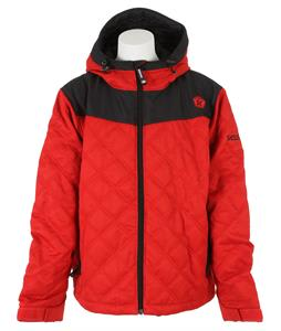 Sessions Ranger Snowboard Jacket Red