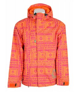 Sessions Revolution Snowboard Jacket Tang Boss