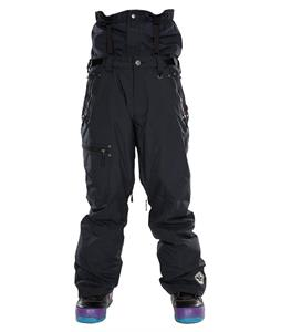 Sessions Resolute Snowboard Pants Black