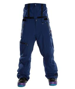 Sessions Resolute Snowboard Pants Navy