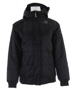 Sessions Reuse Snowboard Jacket Black