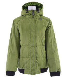 Sessions Reuse Snowboard Jacket Lime