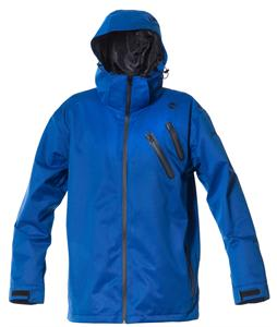 Sessions Rework Snowboard Jacket Blue Royale