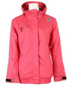 Sessions Romantique Snowboard Jacket Pink