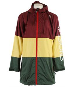 Sessions Rotation Team Snowboard Jacket Dark Red