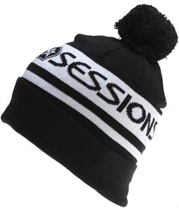 Sessions Runaway Beanie Black