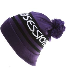 Sessions Runaway Beanie Purple
