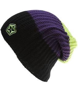 Sessions Scout Stripe Beanie Black