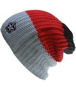 Sessions Scout Stripe Beanie Grey
