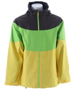 Sessions Sierra Snowboard Jacket Lemonade