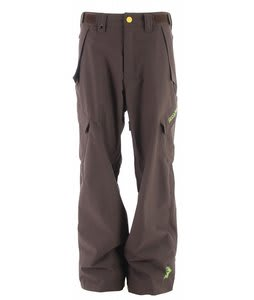 Sessions Sierra Snowboard Pants Grey Town