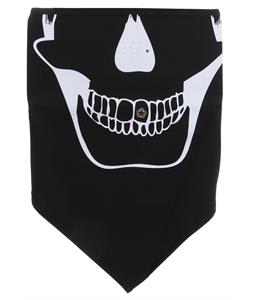 Sessions Skull Facemask Black