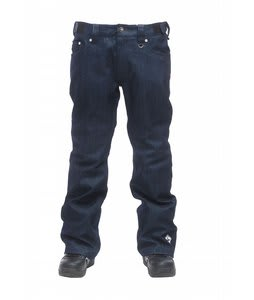 Sessions Slim Denim Snowboard Pants
