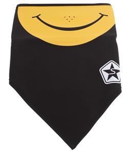 Sessions Smiley Facemask Black